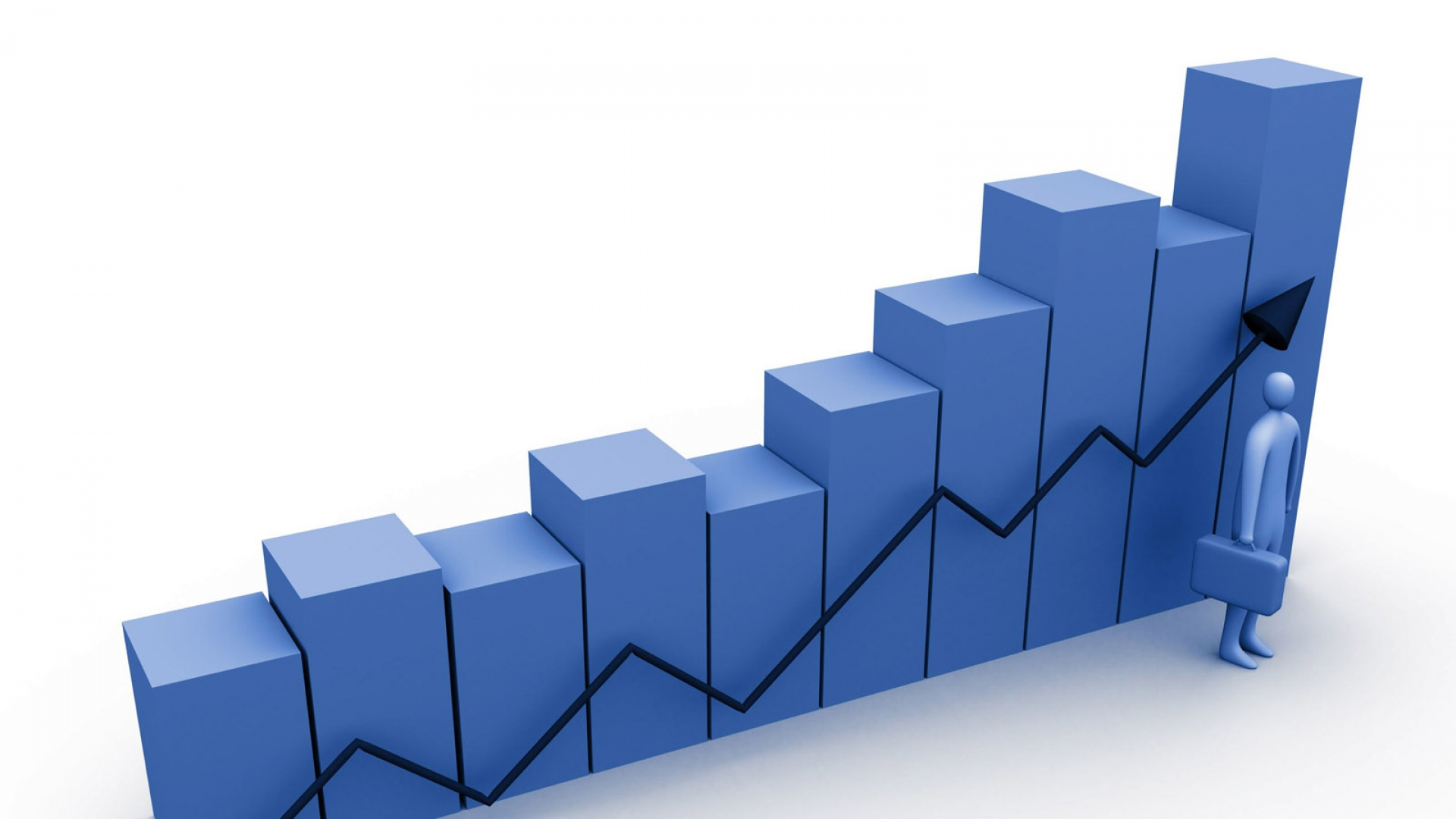 Chart clipart growth. Download wallpaper x growing