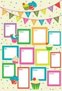 Karen hanke s portfolio. Chart clipart happy birthday
