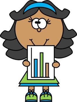 Graph kids clip art. Chart clipart kid