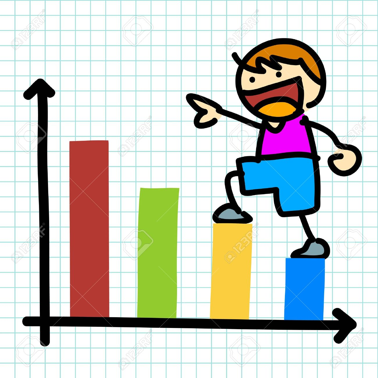 collection of bar. Chart clipart kid