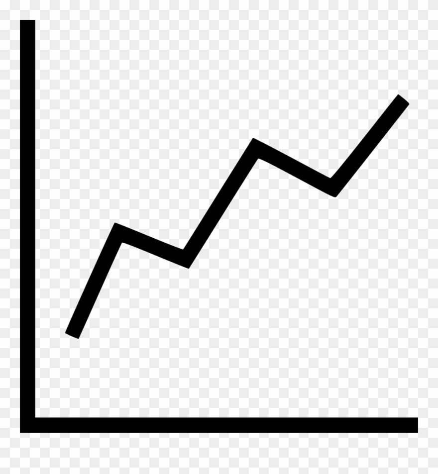 Analytics chart finance report. Graph clipart financial graph