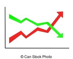 Chart clipart line graph. Illustrations and stock art
