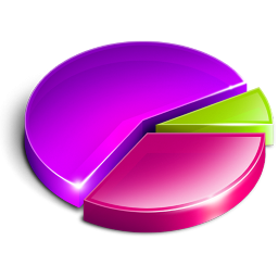 Icon png image iconbug. Chart clipart pie chart