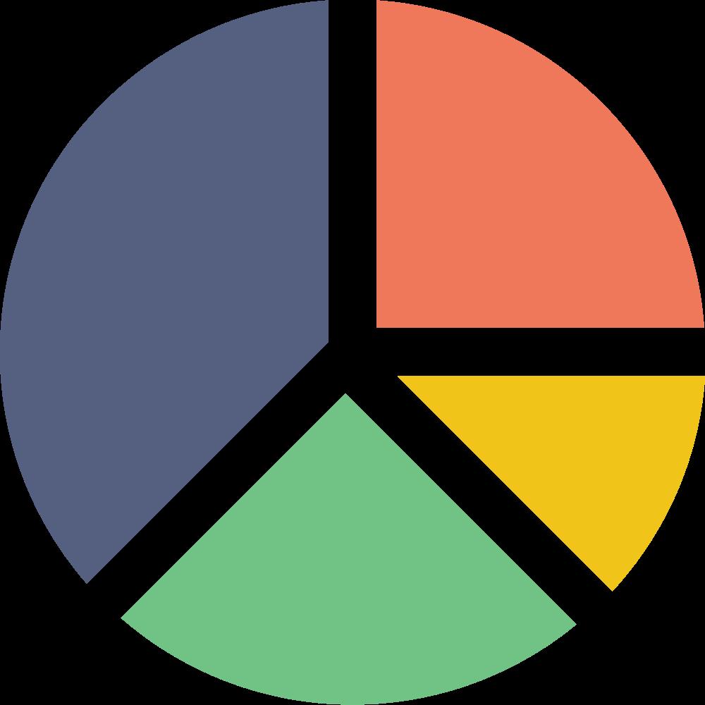 Onlinelabels clip art . Chart clipart pie chart