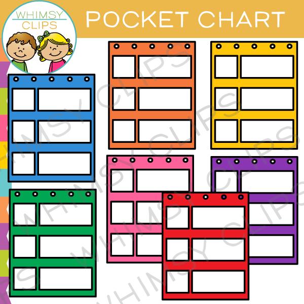 Chart clipart pocket chart. Clip art images illustrations