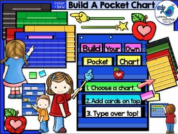 Chart clipart pocket chart.  best images on
