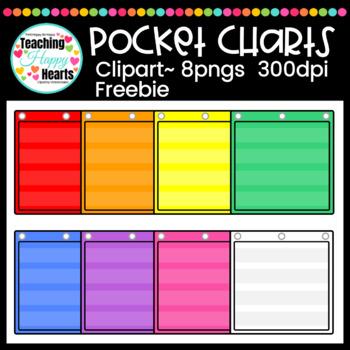 Free . Chart clipart pocket chart