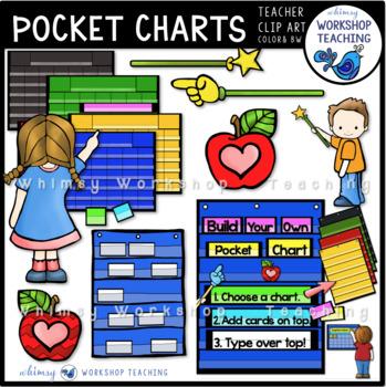 Chart clipart pocket chart. Build a clip art
