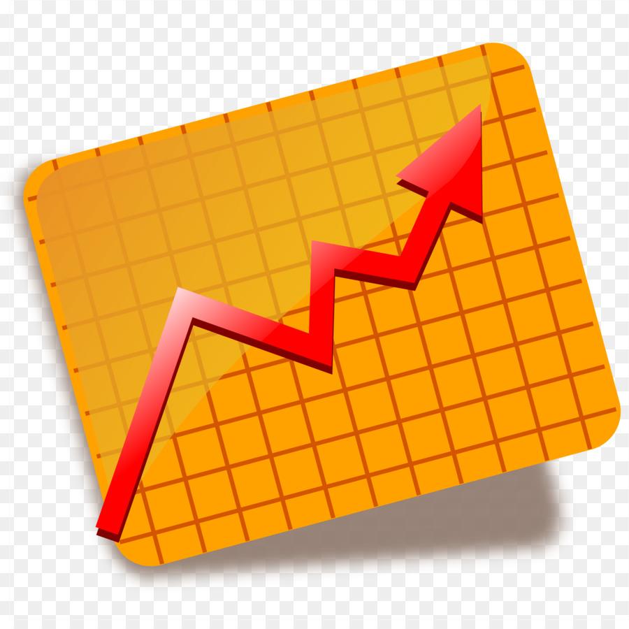 Chart clipart stock chart. Market clip art graph