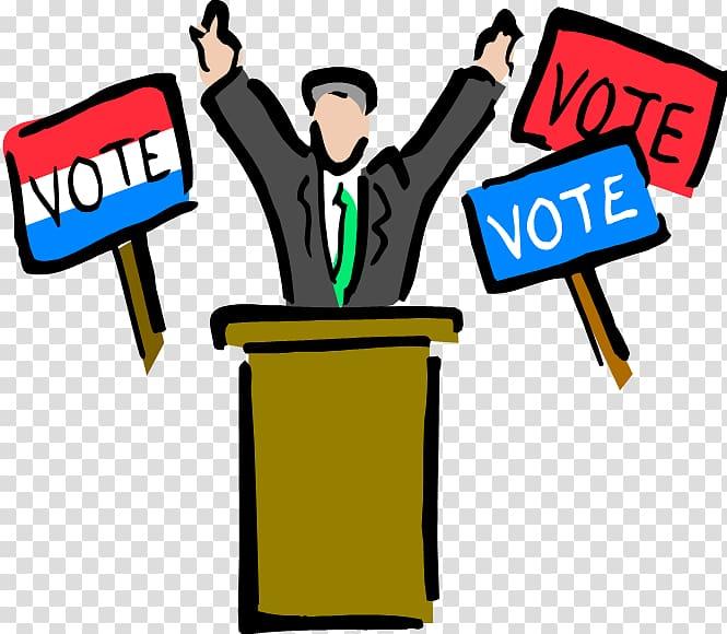 Democracy clipart political campaign. Politician illustration politics free