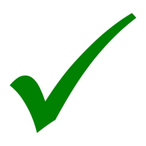 Check mark icon png. Tick transparent images pluspng