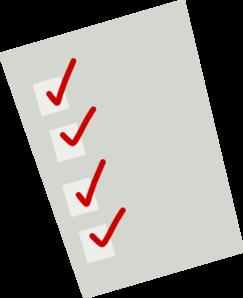 Cartoon clip art at. Checklist clipart animated