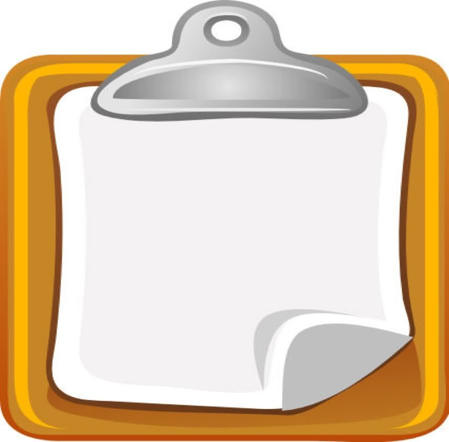Clipboard clipart brown. Free clip download art