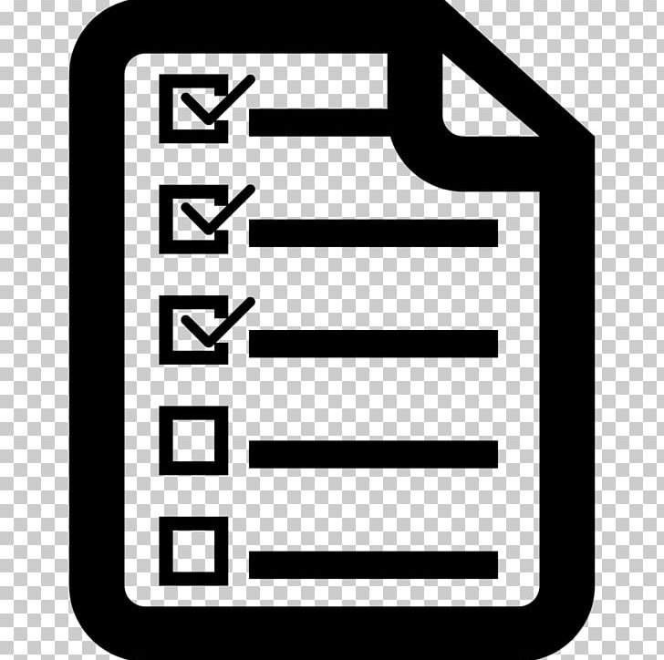 Checklist clipart computer. Icons png action item