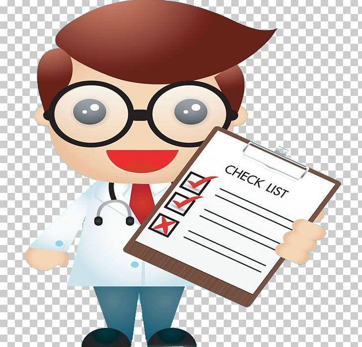 Questionnaire survey methodology png. Doctor clipart checklist