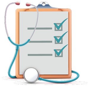 Dr clip art library. Doctor clipart checklist