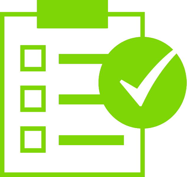 Checklist clipart icon. Web icons png