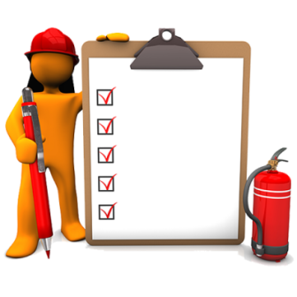 Checklist clipart inspection checklist. How workplace fire safety