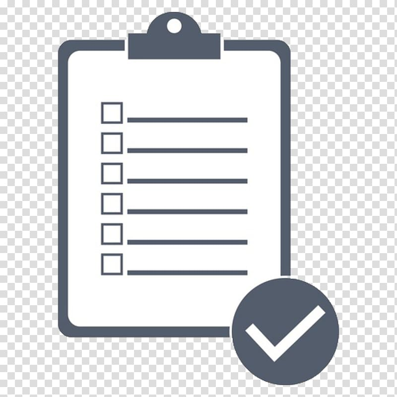 Computer icons transparent background. Computers clipart checklist