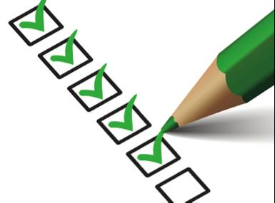 Maintenance s . Checklist clipart planner