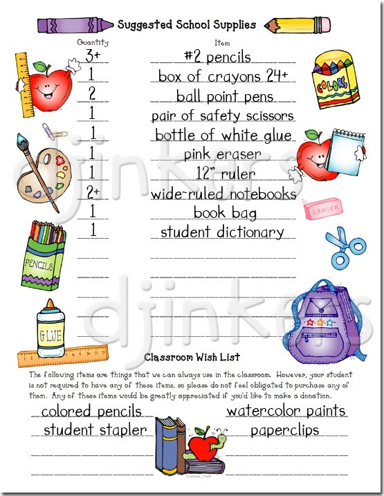Author clipart checklist student. Printable pages for teachers