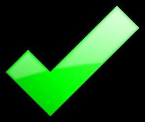 Checkmark clipart. Check mark clip art
