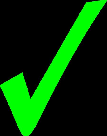 Checkmark clipart. Check mark free to