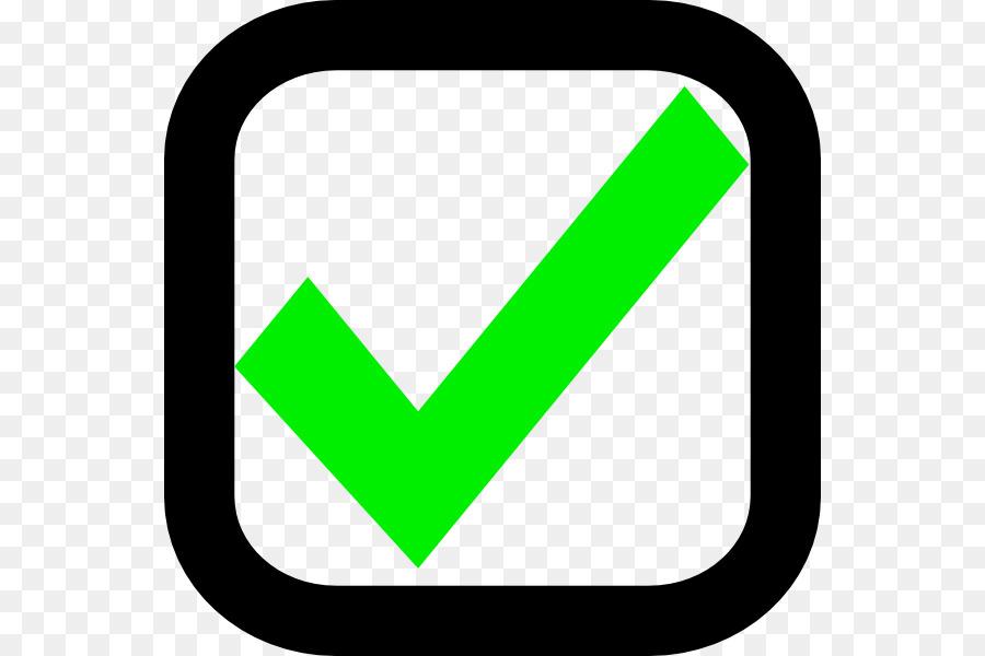 Checkmark clipart checkbox, Checkmark checkbox Transparent FREE for