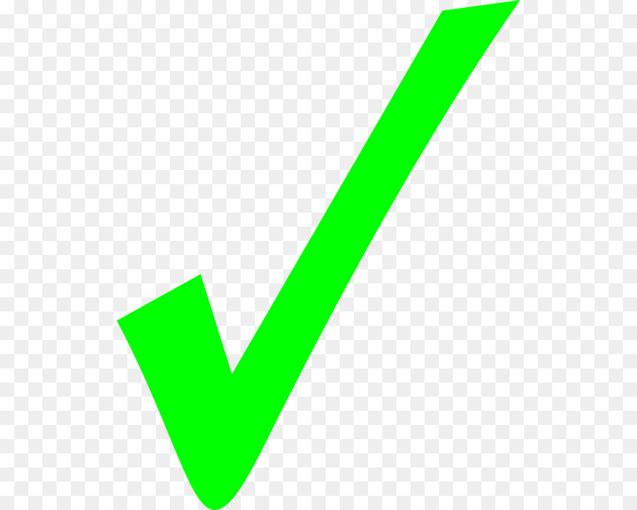 Checkmark clipart correct tick. Check mark logo green