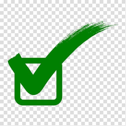 Check mark green sign. Checkmark clipart correct tick