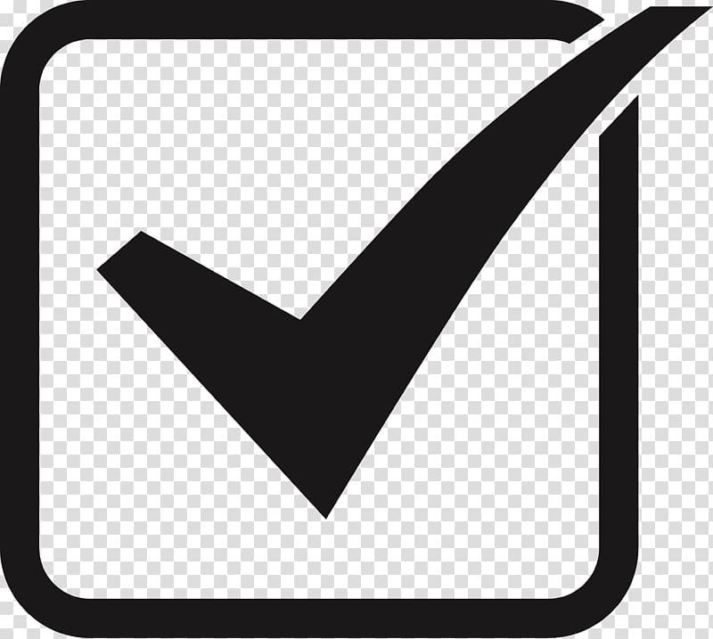 Checkbox icon button tick. Checkmark clipart in box