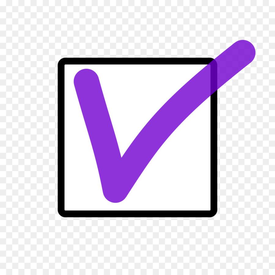 Checkmark clipart purple. Checkbox check mark tick