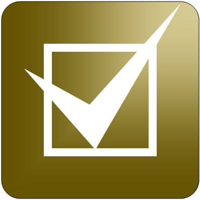 Specifications a qa process. Checkmark clipart specification