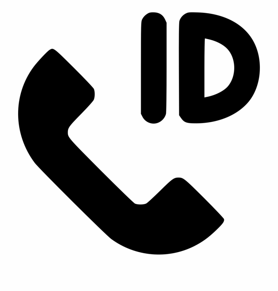 Checkmark clipart specification. Caller id icon png
