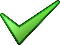 Checkmark clipart validation. Panda free images validationclipart