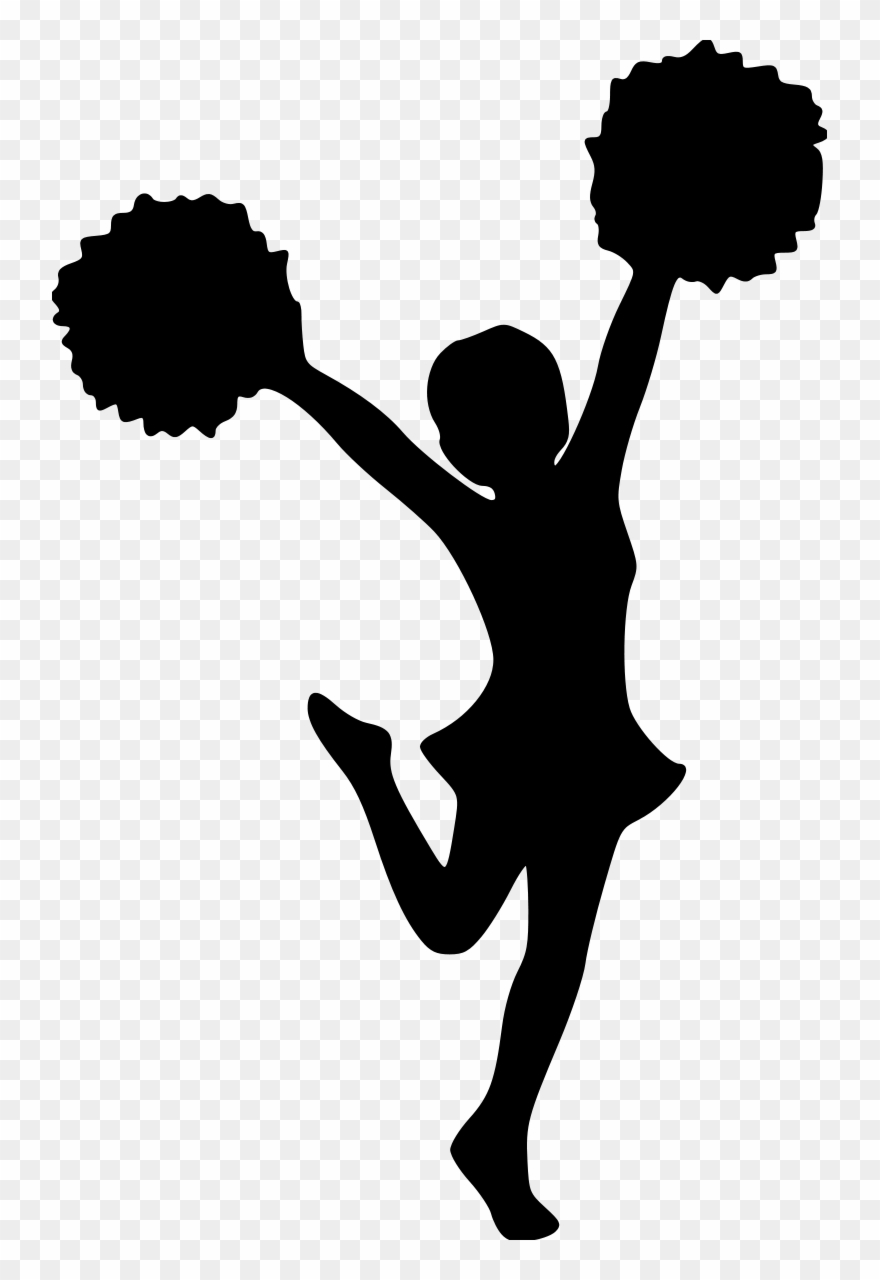Cheer clipart. Clip free library cheerleading