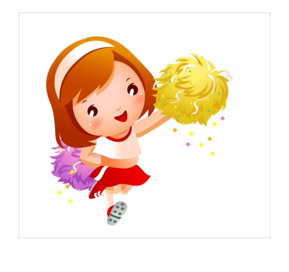 Cheer clipart baby. Cheerleader cheerleading uniform cute