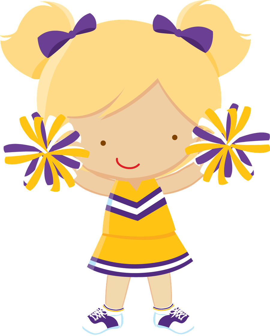 Cheer clipart baby. Lider torcida minus painting