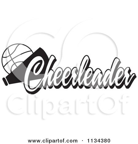 Cheer clipart basketball. Cheerleader