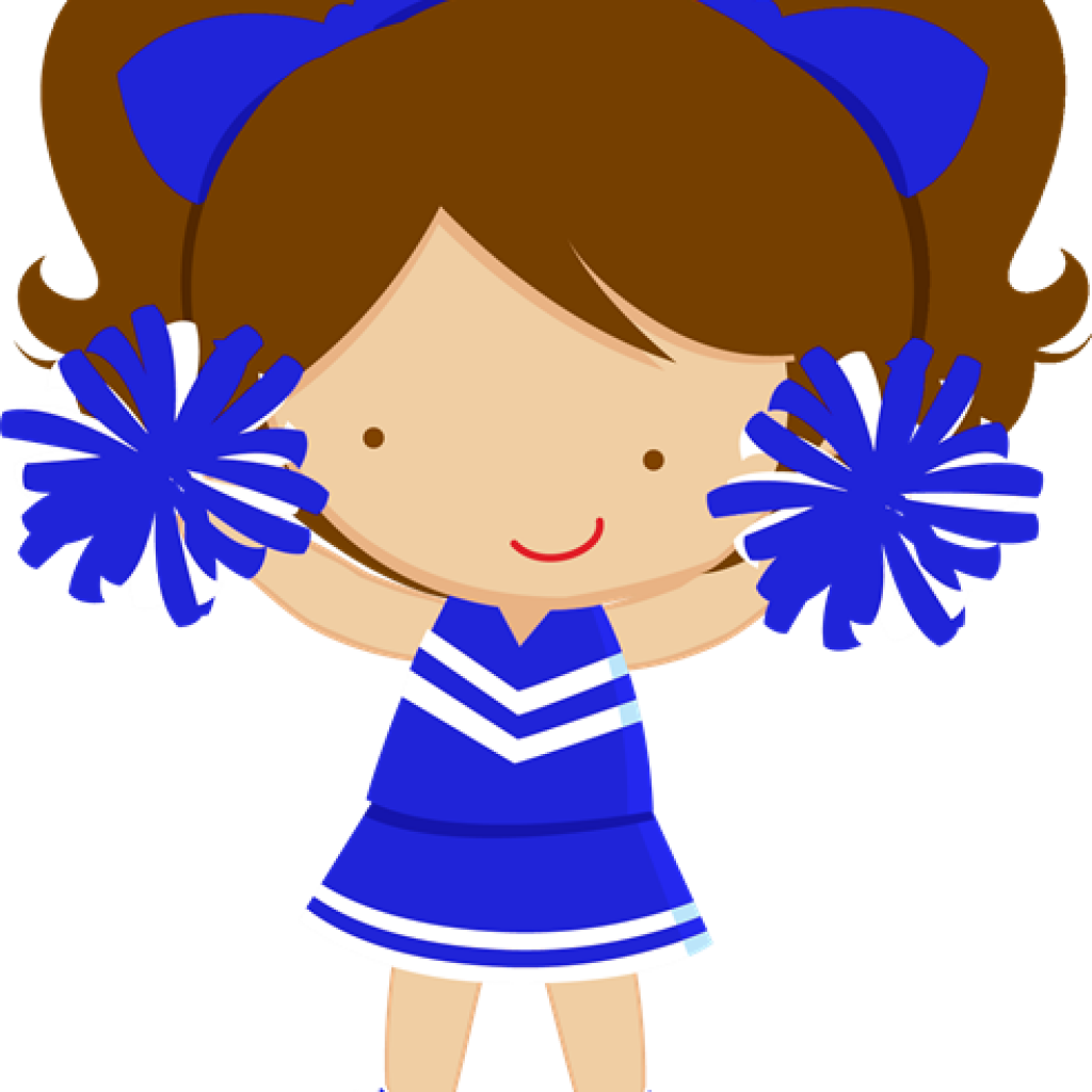 Images of cheerleaders child. Cheer clipart cheerleading