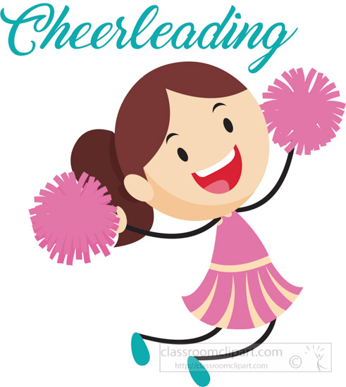 Search results for cheerleader. Cheer clipart cheerleading