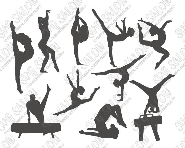 best and dance. Cheer clipart gymnast