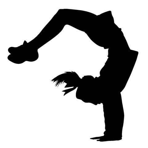 Cheerleader we have spirit. Cheer clipart gymnast