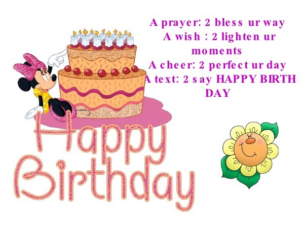 Cheer clipart happy birthday.  wishes to send