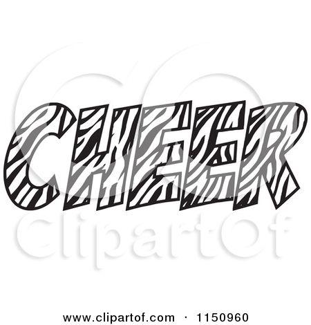 Cheer clipart outline.  best whippurs images