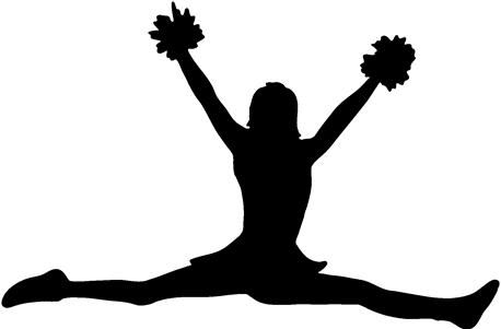 Cheer clipart pom pom. Cheerleader poms jpeg gee