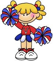 Cheer clipart red. The academy clipartsheepcomcontactcheerleaderclipartgif
