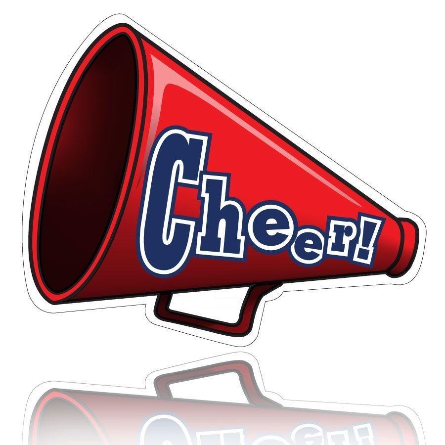 Cheerleader clipart red blue. Athletics cheerleading metairie park