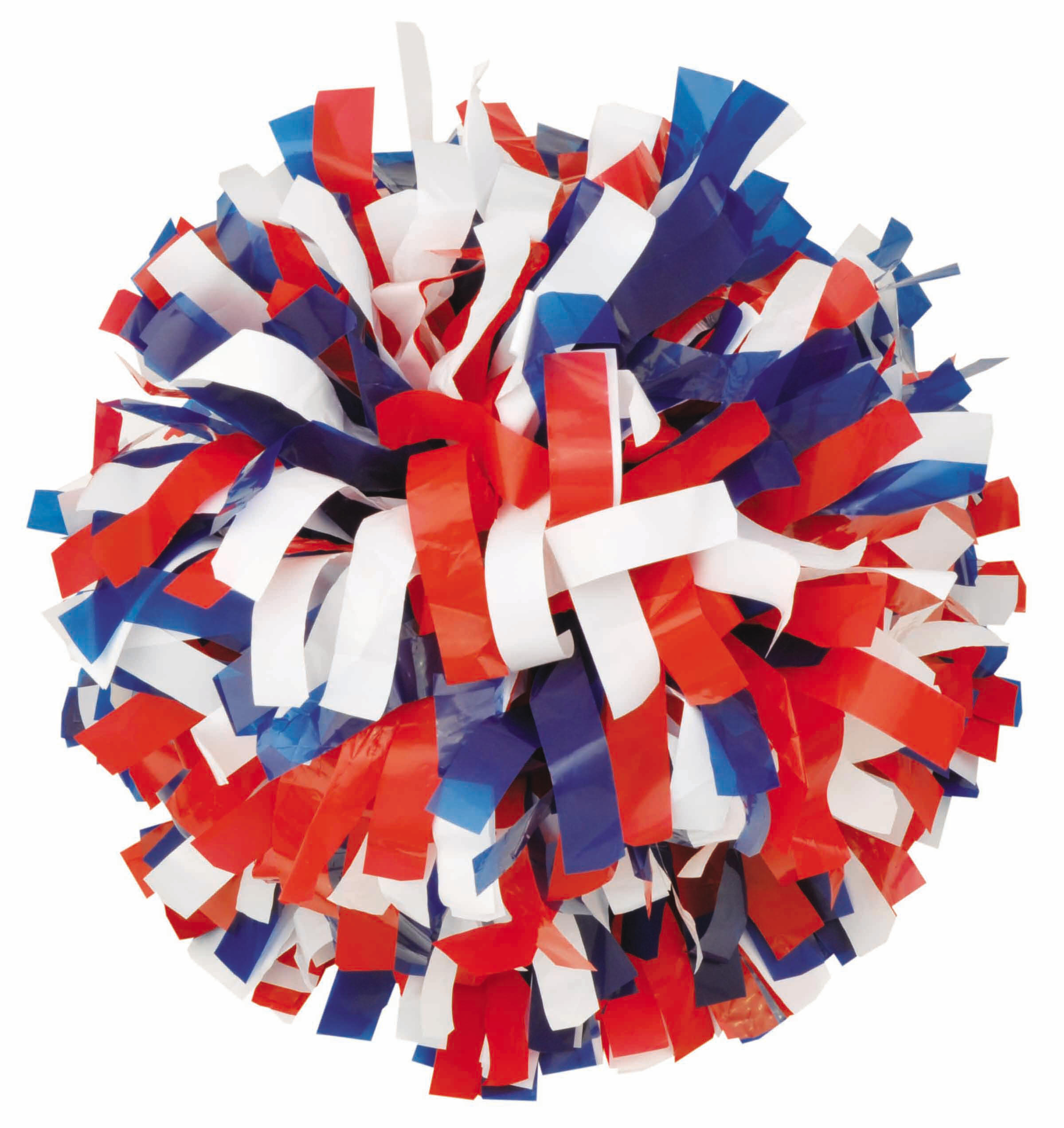 Cheerleader clipart red blue. Cheerleading pom poms group