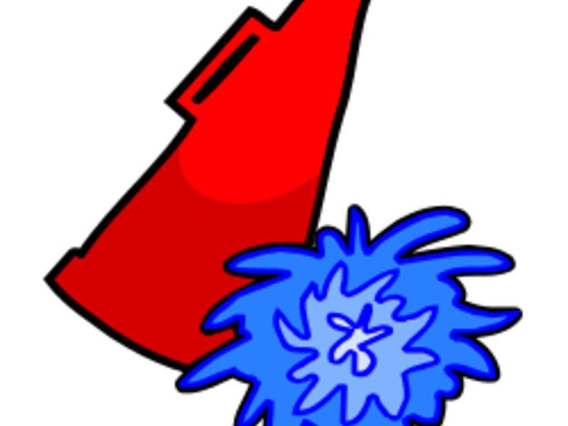 Cheerleader clipart red blue. Tewksbury cheerleading has openings
